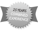 21 Years of Combined Experience